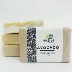Avocado Soap Amaris Beauty Solutions