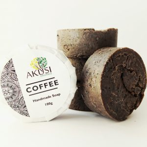 Coffee Scrub Soap Amaris Beauty Solutions