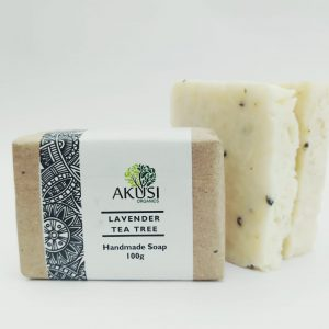 Lavender & Tea Tree Soap Amaris Beauty Solutions
