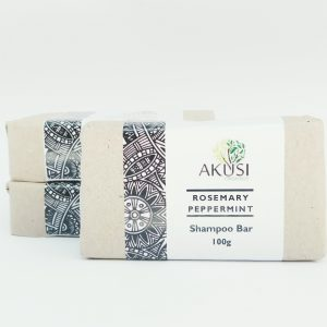 Rosemary Peppermint Shampoo Bar Amaris Beauty Solutions