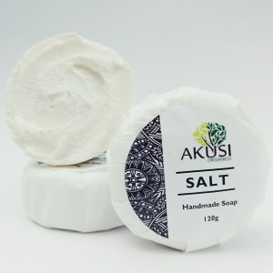 Salt Scrub Soap Amaris Beauty Solutions