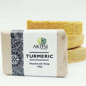 Tumeric Soap Amaris Beauty Solutions